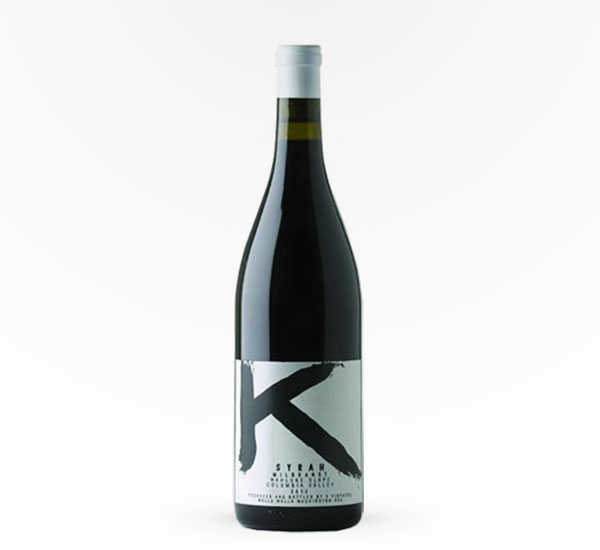 Charles Smith K Vintners Syrah