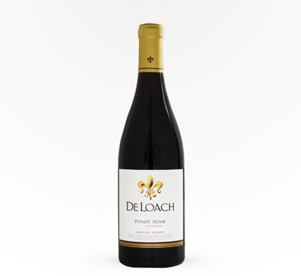 De Loach Pinot Noir California