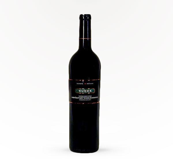 Kunde Zinfandel Century Vines