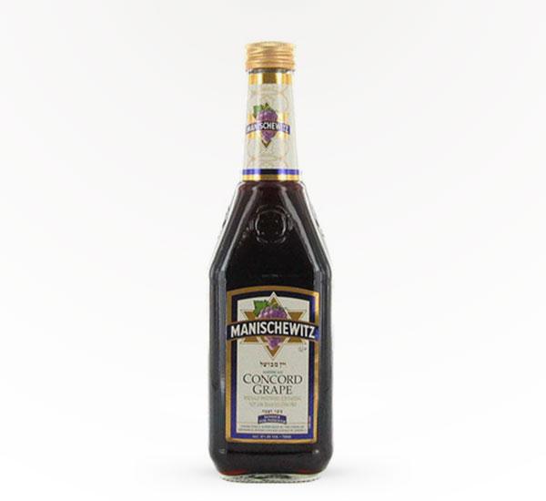 Manischewitz Concord Wine
