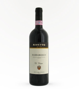 Rivetto Barbaresco Ce Vanin