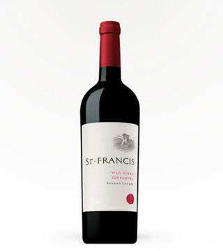 St Francis Old Vines Zinfandel