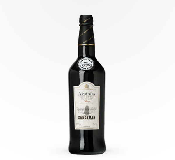 Sandeman Sherry Cream Armada