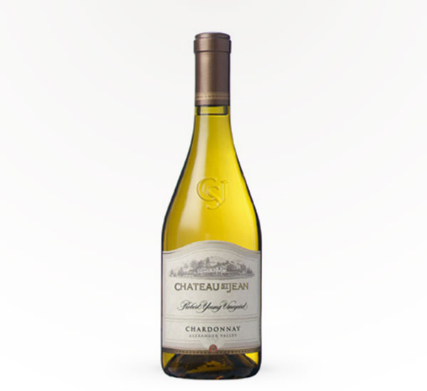 Ch St Jean Chardonnay Robert Young