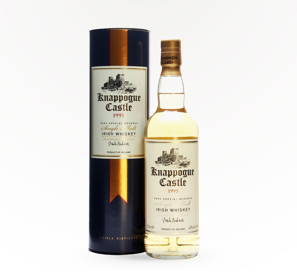 Knappogue Irish Whisky 1995