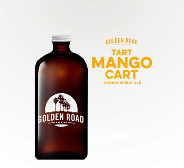 Tart Mango Cart Growler
