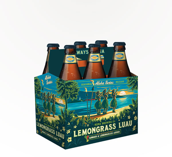 Kona Brewing Lemongrass Luau