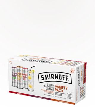 Smirnoff Spiked Sparkling Seltzer