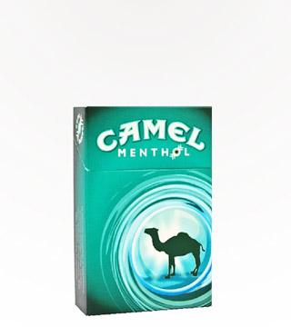 Camel Menthol Crush