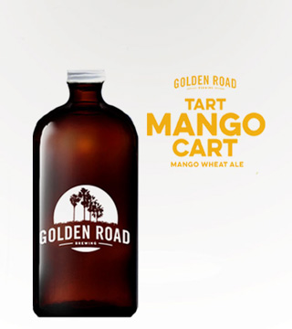 Tart Mango Cart Growler