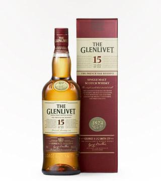 Glenlivet 15 Year