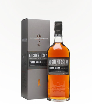 Auchentoshan Scotch Three Wood