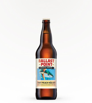 Ballast Point Tart Peach Kolsch