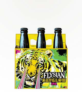 Elysian Brewing Dayglow IPA