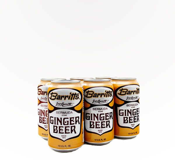 Barritt's Ginger Beer 6 Pack