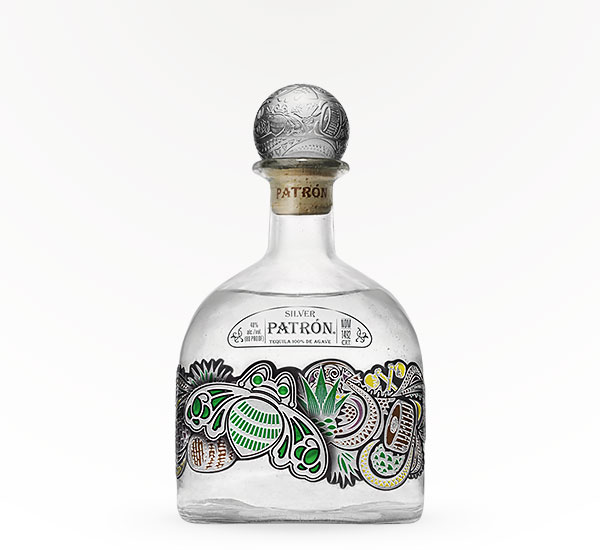 2017 Limited-Edition Patrón Silver