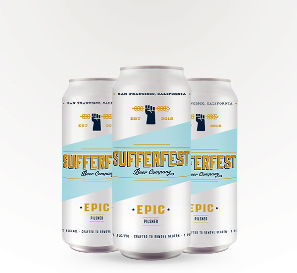 Sufferfest Epic Pilsner