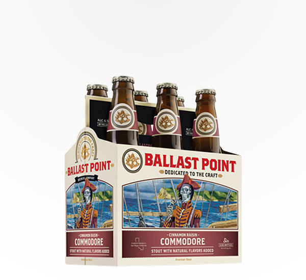 Ballast Point  Commodore