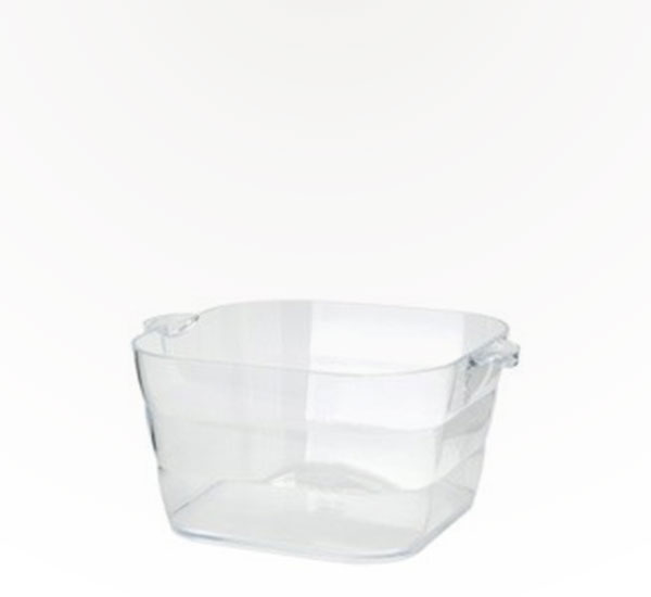 Square Party Tub