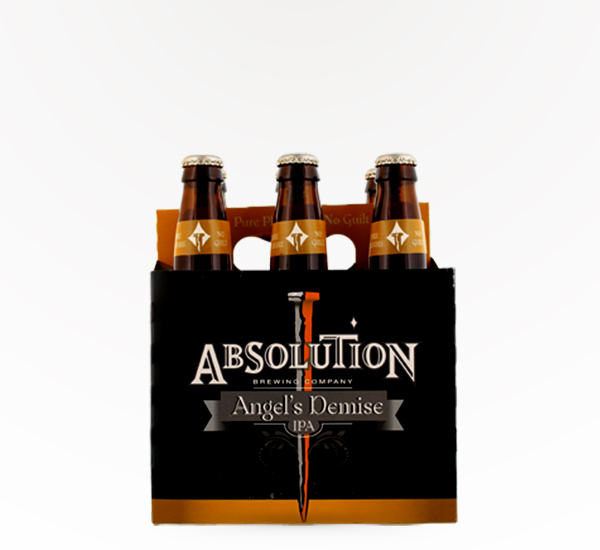 Absolution Brewing Angel's Demise IPA