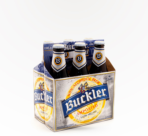 Buckler Alcohol Free