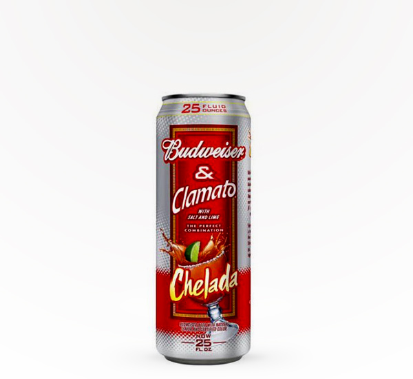 Budweiser Clamato