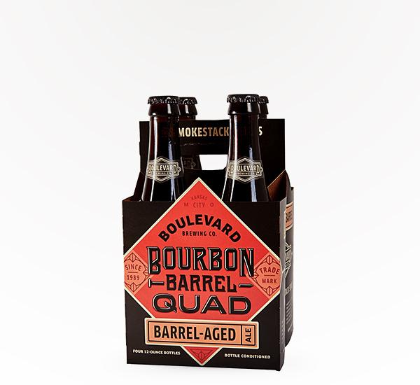 Boulevard Bourbon Barrel-Aged Quad Ale