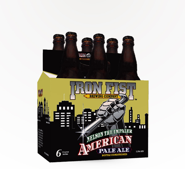 Iron Fist Brewing Nelson The Impaler