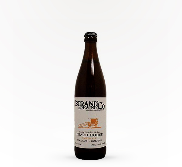 Strand Brewing Beach House Amber