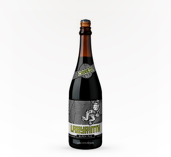 Uinta Labyrinth Barrel Aged Black Ale