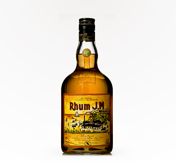 Rhum J.m. Gold 100 Proof
