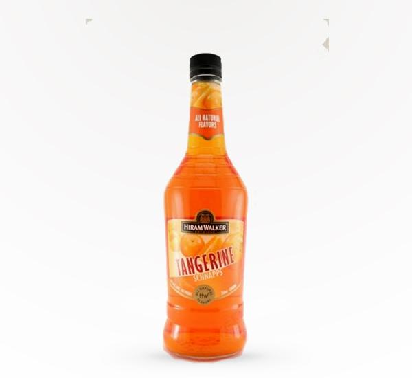Hiram Walker Tangerine Schapps