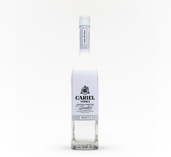Cariel Small Batch Vodka