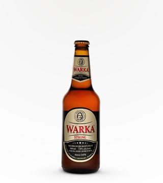 Warka Strong Beer