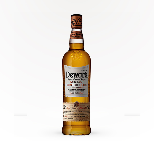 DEWARS SCRATCHED CASK 750ML