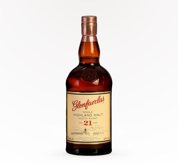 Glenfarclas 21 Year Old Short Bottle