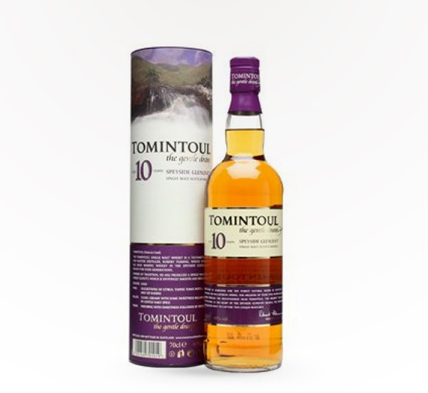 Tomintoul 10 Yr Single Malt
