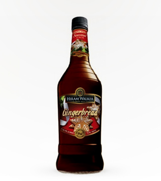 Hiram Walker Gingerbread Schna