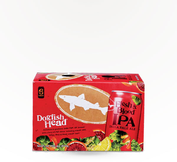 Dogfish Head Flesh & Blood