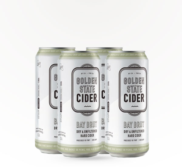 Golden State Bay Brut Cider