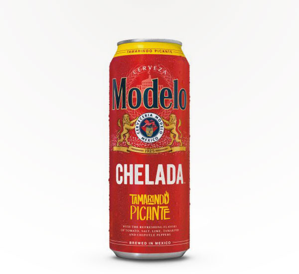 Modelo Chelada Tamarindo Picante