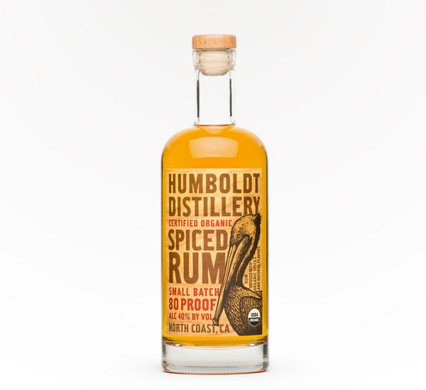 Humboldt Distillery Organic Rum