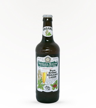 Sam Smith's Organic Lager