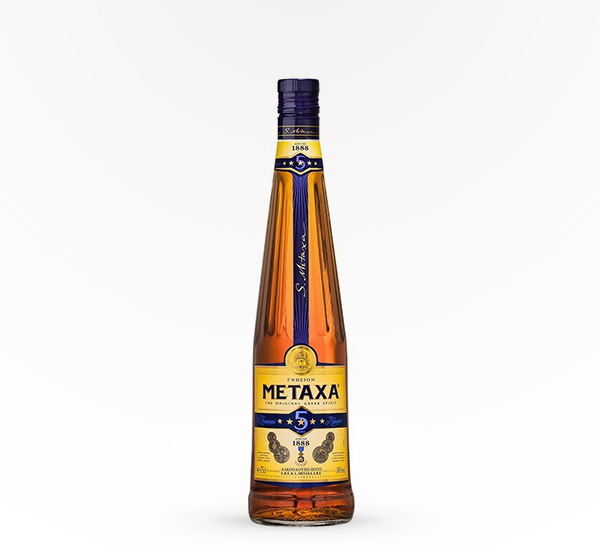 Metaxa Greek Liqueur 5 Star