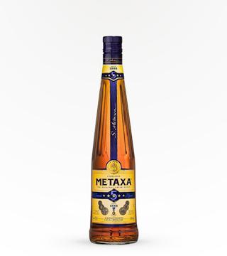 Metaxa Greek Liqueur 5 Star