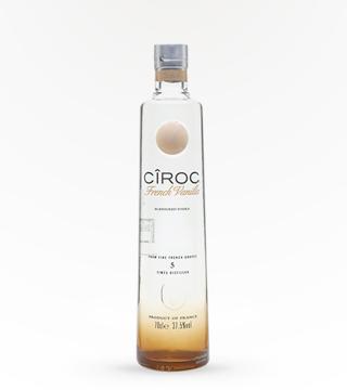 Cîroc French Vanilla Vodka 750ml