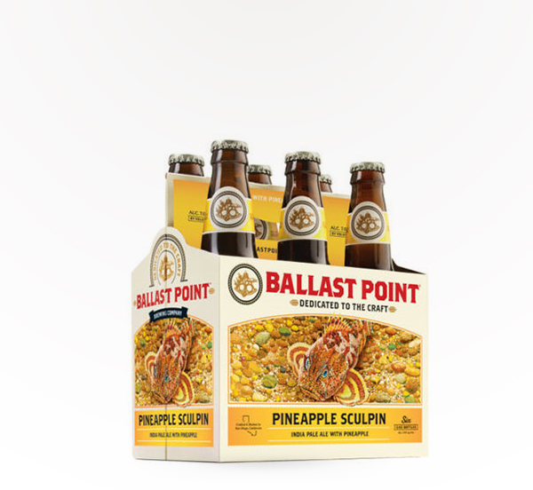 Ballast Point Pineapple Sculpin'