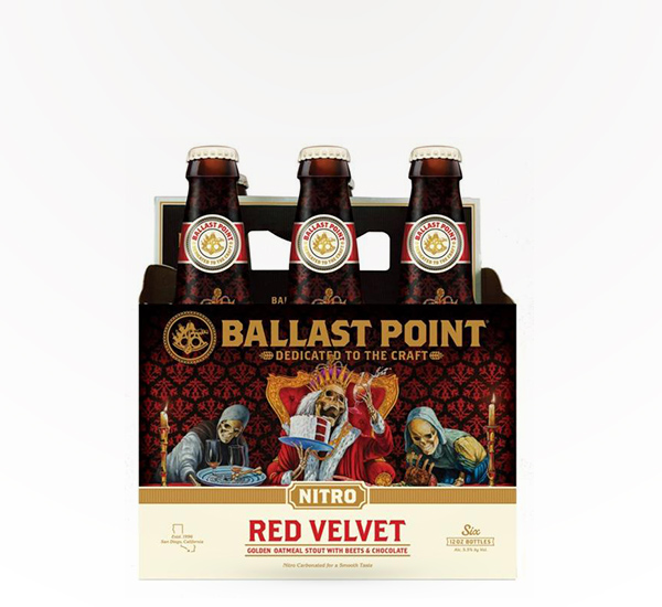Ballast Point Red Velvet Nitro