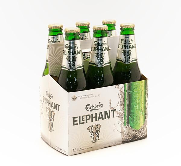 Carlsberg Elephant Malt