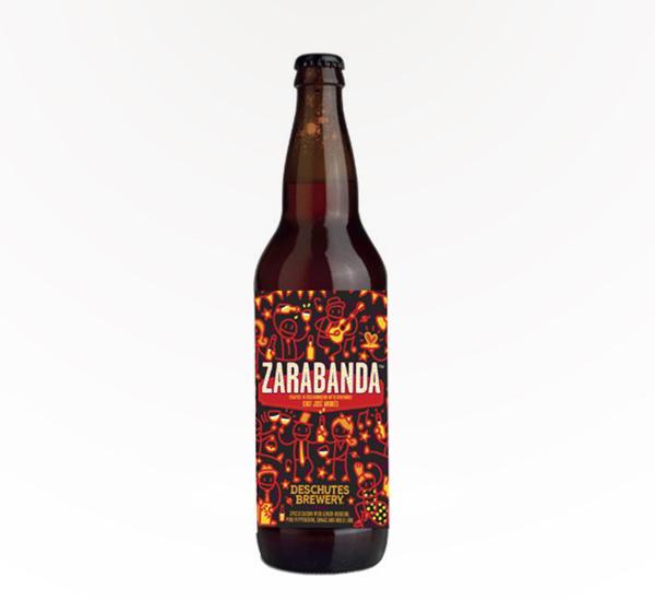 DESCHUTES ZARABANDA 22OZ NR